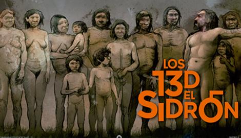 Asturias sin niños: Exposición Los 13 de El Sidrón, en Ribadesella